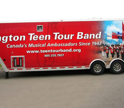 Burlington Teen Tour Band