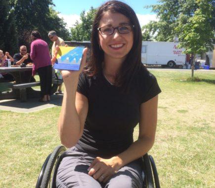 Michelle Stilwell - Paralympian, Multi-Gold Medal Winner