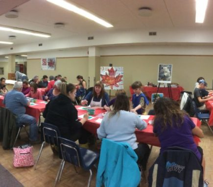 Great turnout, Selkirk!