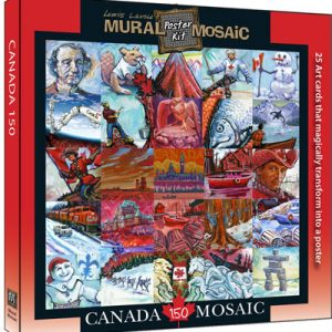 Canada Poster Kit