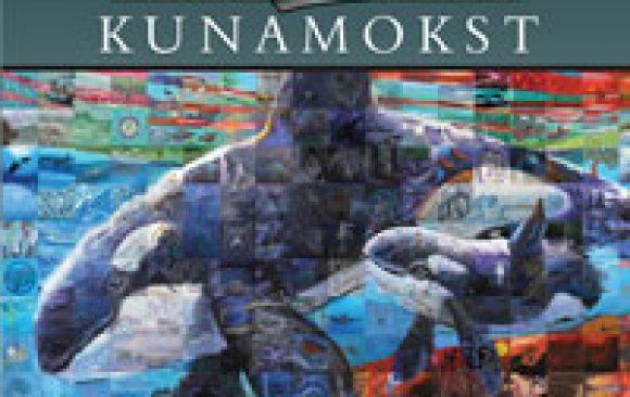 Kunamokst - Mural in a Book