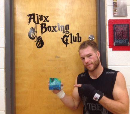 """WBA Champion Boxer - Brandon """"Bad Boy"""" Cook"""