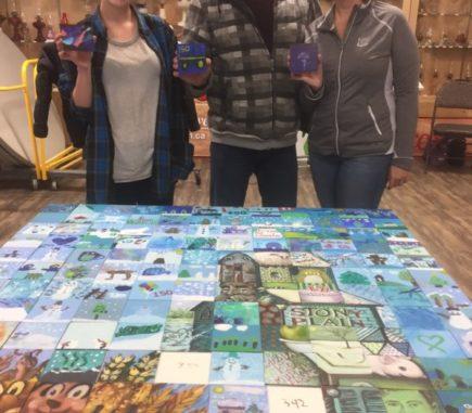 More fabulous community tiles for Stony Plain