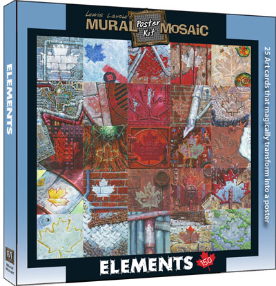 Elements of Canada Poster Kit