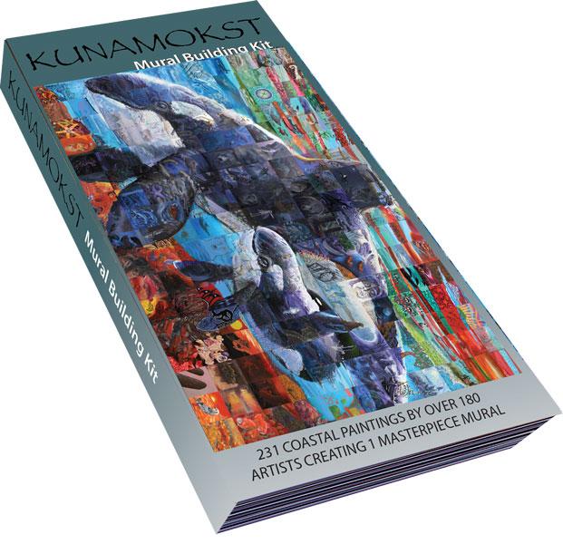Kunamoskt Mural Building Kit